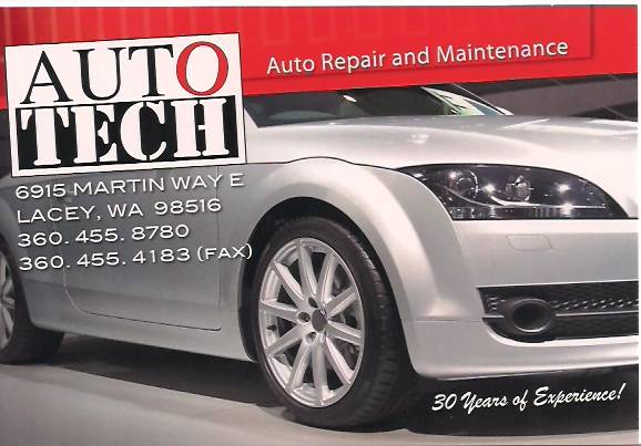 Auto Tech- Auto Repair, 6915 Martin Way E, Olympia, , WA, 98516, USA